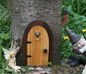 Crescent Heights Fairy Doors - Self Guided @ Amongst the trees and in the gardens | Calgary | Alberta | Canada
