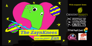 The ZaynKnees: From the Planet Zan @ CHCA Facebook Live