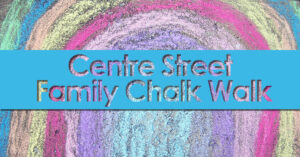 Centre Street Family Chalk Walk @ Tigerstedt Flea Market - And all along Centre St. N | Calgary | Alberta | Canada